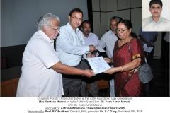CSIR Foundation Day 25-09-2012