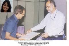 CSIR Foundation Day 26-09-2007