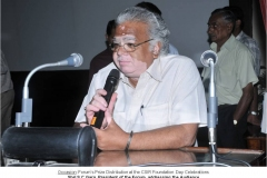 CSIR Foundation Day 26-09-2011