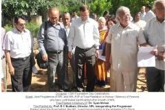 Tree Plantation 25-09-2012