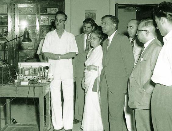 Dr S Chandrasekhar