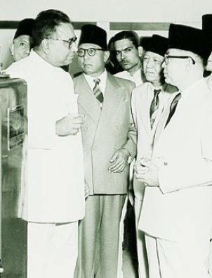 Surkano President of Indonesia